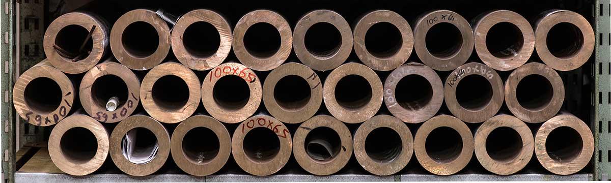 Type of bronze alloys